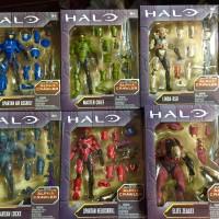 Mattel Halo Series 1 6″ Figures Released! Alpha Crawler BAF!