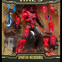 SDCC Exclusive Halo Spartan Helioskrill Packaged Photos!