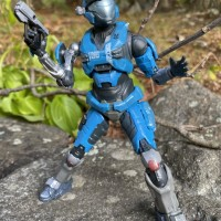 "REVIEW: Halo Spartan Collection Kat 6"" Figure (Wicked Cool Toys 2020)"
