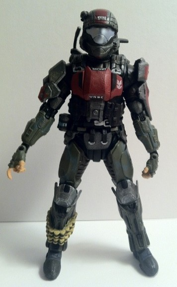 Odst 2 Anniversary Halo ReviewMickey Figure Toy Series Action qVGUzpSM