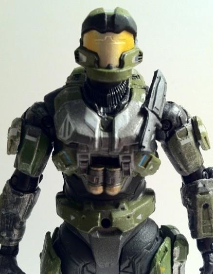 Minimates Halo Reach Halo Reach Spartan Jfo