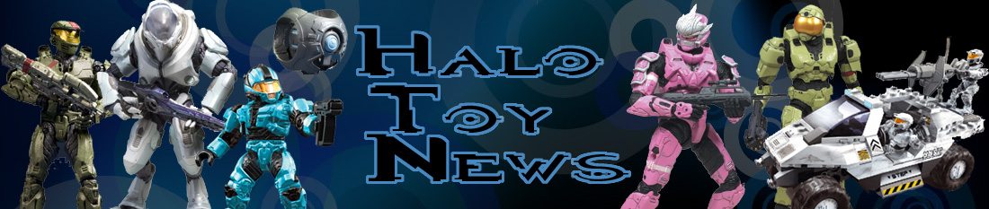 Halo Toy News
