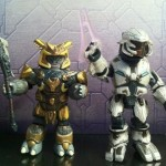TOY REVIEW: Halo Minimates Brute War Chieftain and Shipmaster Rtas 'Vadum