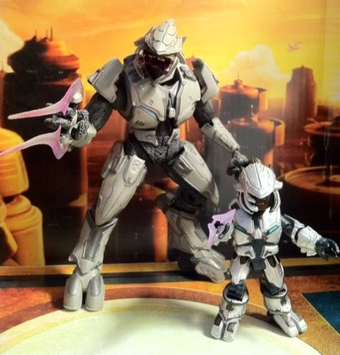 Minimates Halo Review Halo Series 4 Minimate