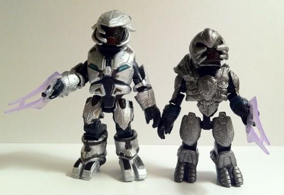 Minimates Halo Review Halo Series 4 Minimates