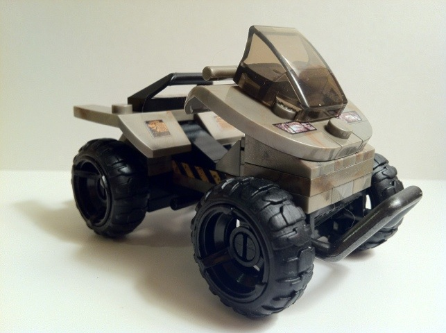 Halo Mongoose Front from Halo Mega Bloks Versus: Covenant Locust Attack 96965