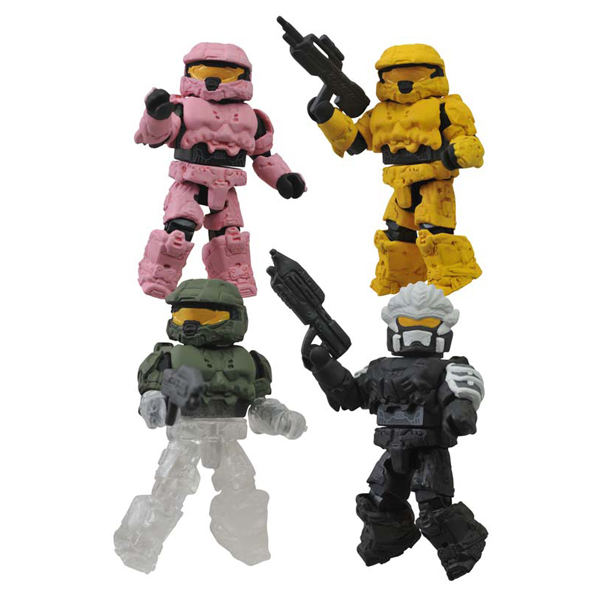 Halo Toys Videos 62