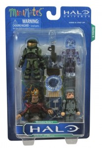 Halo Series 4 Box Set Packaged