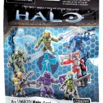 CODE NUMBER LIST: Halo Mega Bloks Series 1 Mystery Packs Blind Bags