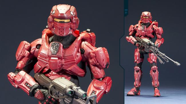 Toys 2012 Halo 4 Spartan