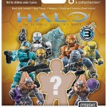 CODE NUMBER LIST: Halo Mega Bloks Series 3 Mystery Packs Blind Bags