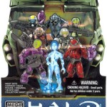CODE NUMBER LIST: Halo Mega Bloks Series 4 Mystery Packs Blind Bags