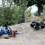 Halo Mega Bloks Warthog Resistance 97011 Review 2012