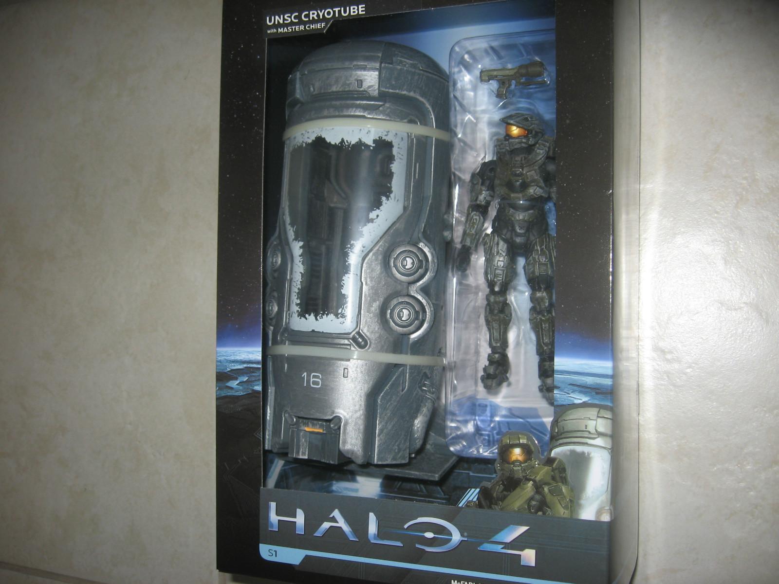 Halo 4 Mcfarlane Toys Unsc