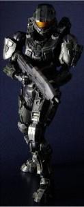 Halo 4 Master Chief Play Arts Kai Figure Square Enix