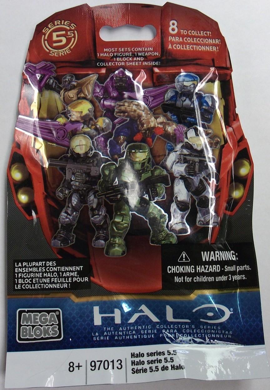Halo Mega Bloks Series 5