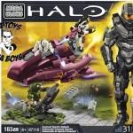 Halo Mega Bloks 2013 Covenant Spectre Ambush Details