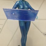 Halo 4 Series 1 Extended Cortana Figure McFarlane 2012