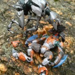 Halo 4 Crawler Series 1 Extended Figure Review