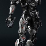 Halo 4 Play Arts Kai Sarah Palmer and Spartan Soldier Up for Order!