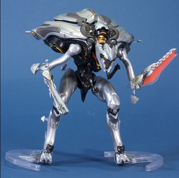 Halo 4 Promethean Knight Figure with Scattershot and Energy Blade