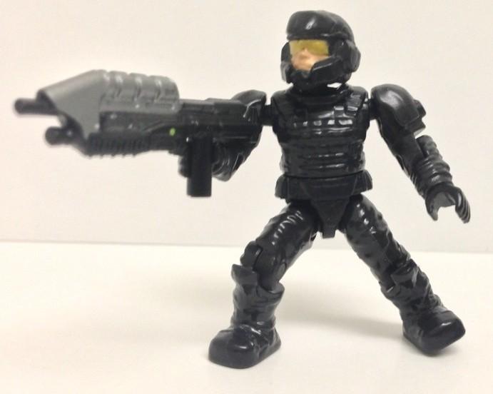 Unsc Marines Halo 4 Halo 4 Mega Bloks Marine
