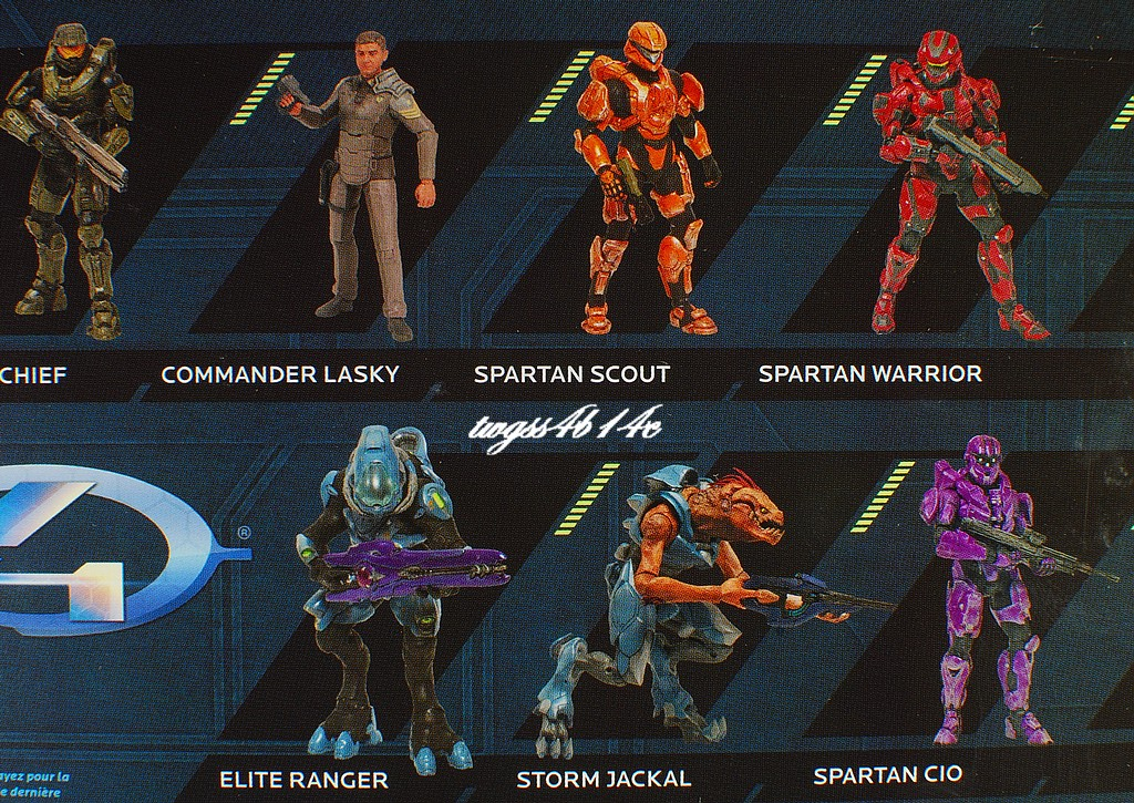 Mcfarlane Halo 4 Series 2