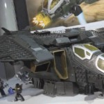 Halo Mega Bloks UNSC Pelican Gunship 97129 Toy Fair 2013