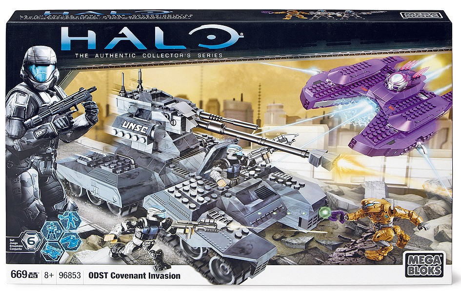 Halo Mega Bloks: The Top 10 Most Expensive Sets - Halo Toy News