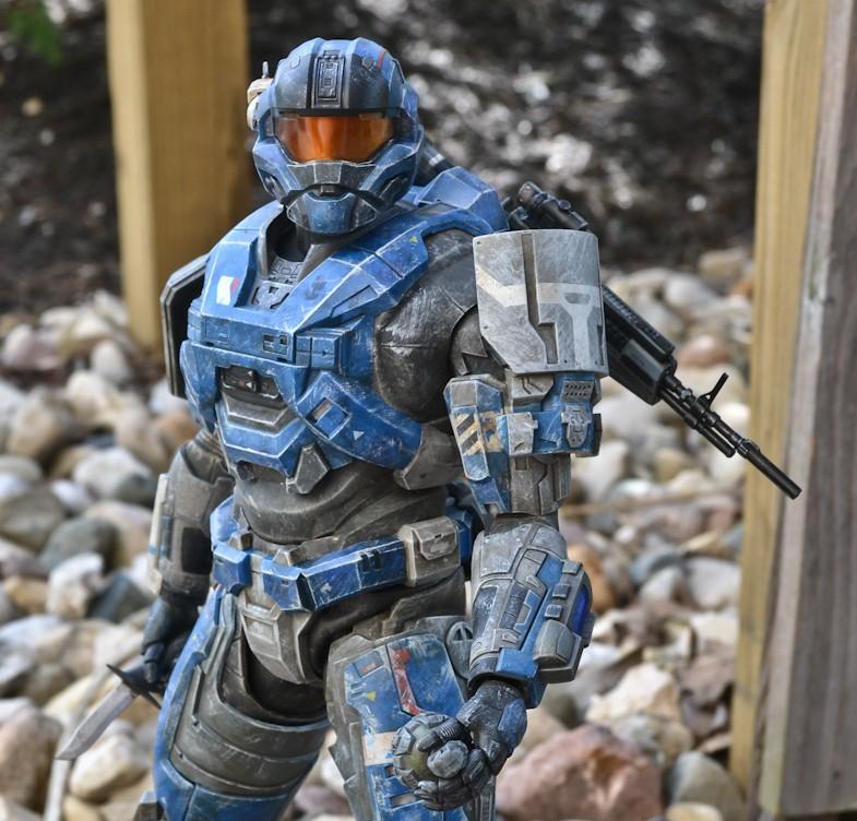 Halo Minimates Carter Carter Threea Toys Halo