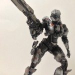 Halo 4 Play Arts Kai Spartan-IV Sarah Palmer Review