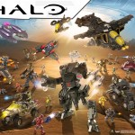 Halo Mega Bloks 2013 Summer Sets Poster Photo