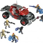Halo Mega Bloks Red Spade 97158 Exclusive Set Revealed