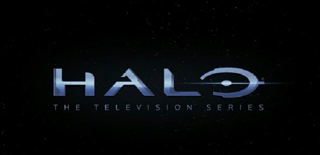Halo The Television Series Logo