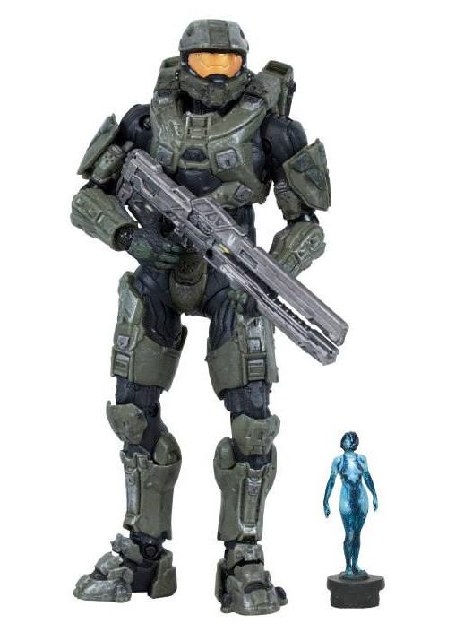 Halo Minimates TRU Toys R Us Wave 4 Master Chief /& Cortana