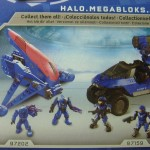 Halo Mega Bloks Blue Warthog & Blue Banshee Exclusives Revealed!