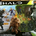 Halo Mega Bloks Flood Hunters Battle Unit 97160 Revealed!