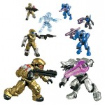 Team Blue Halo Mega Bloks Target Collector's Edition Pack Revealed!