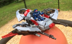 Halo Mega Bloks UNSC Light Assault VTOL 97102 ONI REAP-X