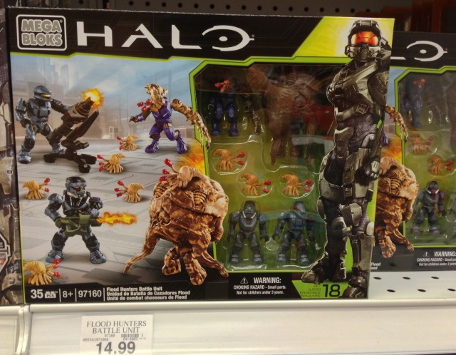 Halo Hunter Flood