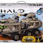 Halo Mega Bloks UNSC Mammoth 97174 Officially Revealed!