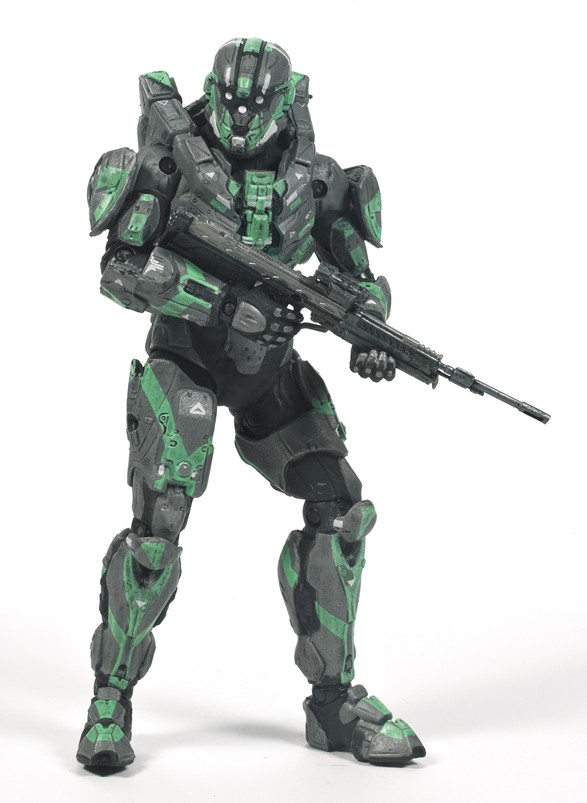 McFarlane CIO Spartan Walgreens Exclusive Action Figure