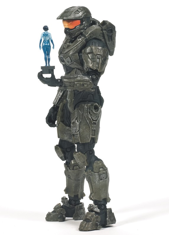 Halo 4 Series 2 Figures Packaged Photos Posted! (McFarlane