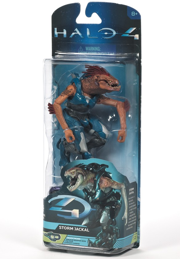 Mcfarlane Toys Halo 4 Series