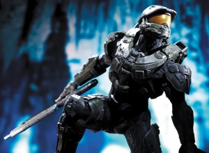 Halo 4 Master Chief Statue McFarlane Toys