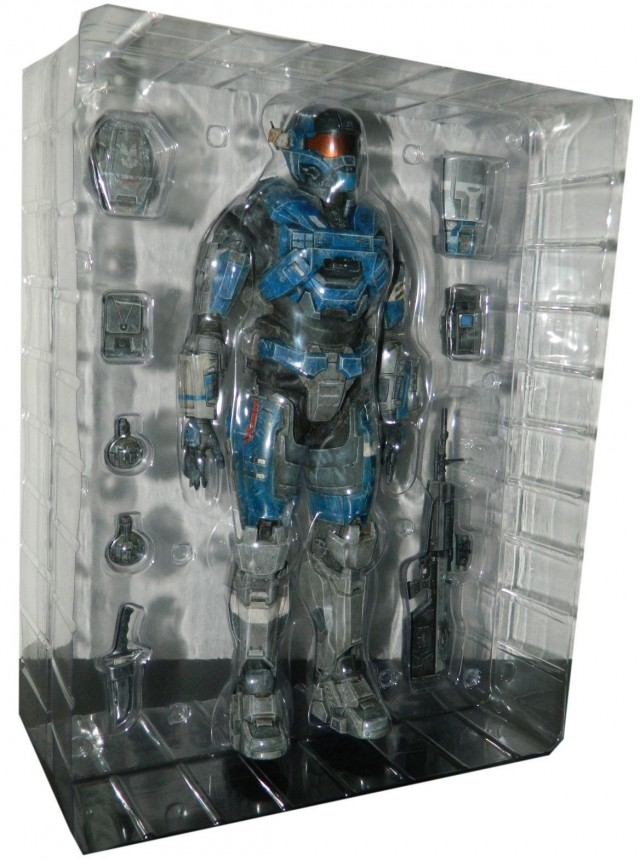 Halo ThreeA Toys Carter Figure in Packaging