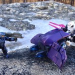 Halo Mega Bloks 2014 Rapid Attack Covenant Ghost Review 97213