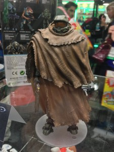 McFarlane Toys Halo 5 Master Chief Action Figure in Cloak Toy Fair 2014