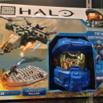 Toy Fair 2014: Halo Mega Bloks Micro Fleet Falcon Photos Preview!