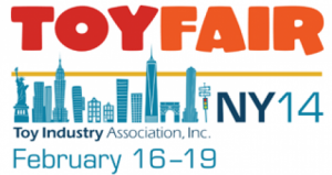 New York Toy Fair 2014 Logo